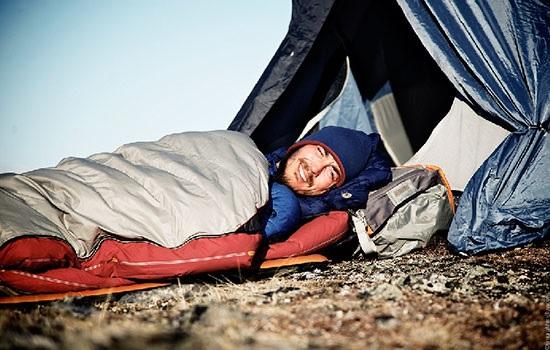 Хороший спальный мешок — комфорт в походе