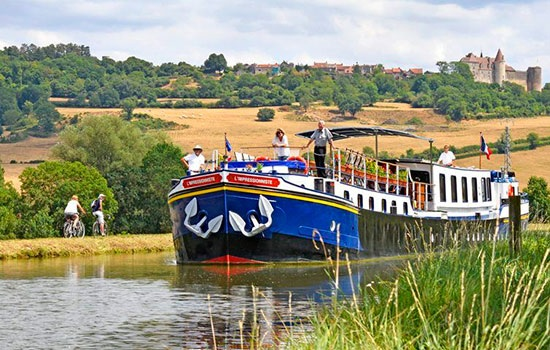 Европейские речные пароходства предлагают 20% скидки на специальные круизы