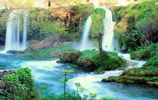 Хорошие причины посетить Анталию в Средиземноморской Турции