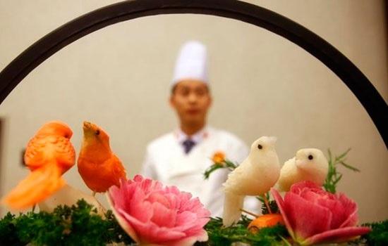 Китайский Новый год празднуется в Анкаре с китайской едой