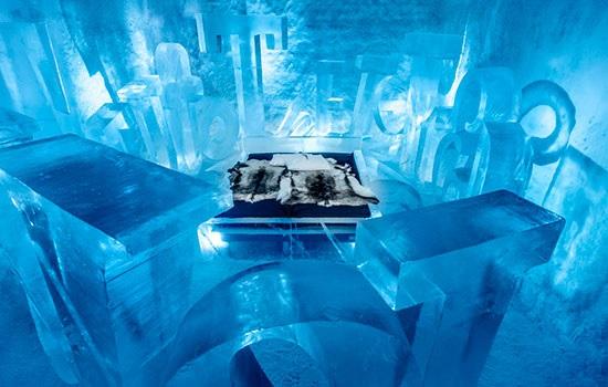 Шведский Ice Hotel — почувствуйте себя эскимосом