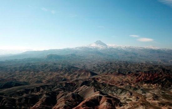 Горы Игдыр в Восточной Турции - идеальное место для занятий спортом