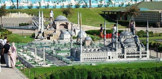 Главная достопримечательность «Парк миниатюрной Турции» откроется в Анталии