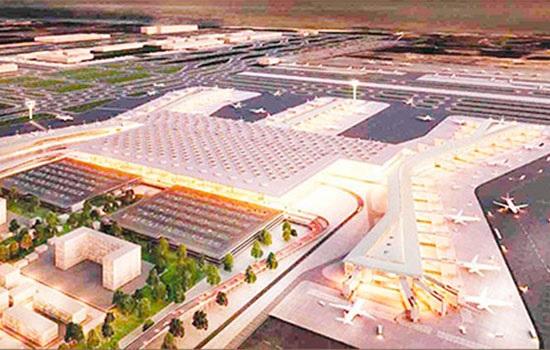 Новый аэропорт в Стамбуле откроется в октябре, сказал министр транспорта