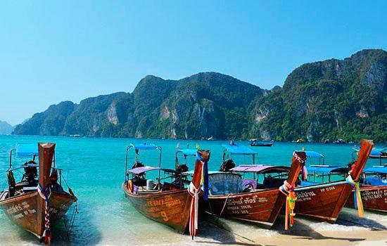 Ко-Пхи-Пхи — самый опасный остров Таиланда