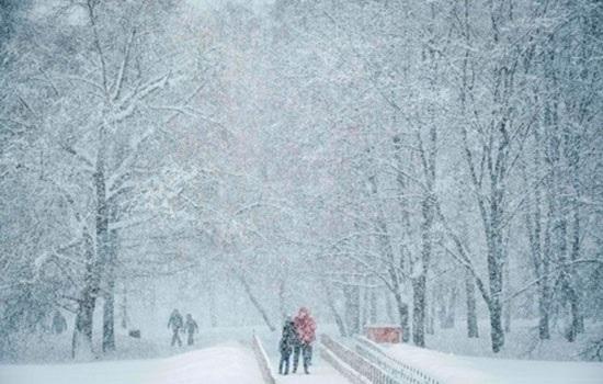 Москва сталкивается с крупнейшим снегопадом в столетии, поскольку месячная норма выпадает за 2 дня