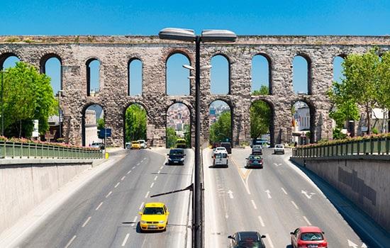 Весенние путешествие по Турции на авто