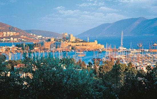 Топ-10 мест для посещения в Бодруме и Эгейском побережье