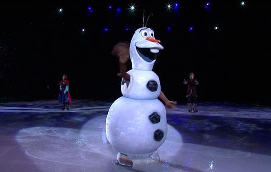 """С 15 по 19 июня в Международном выставочном и конференц-центре Бахрейна состоится ледовое шоу """"Disney on Ice"""""""