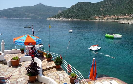 Самый маленький курорт Турции