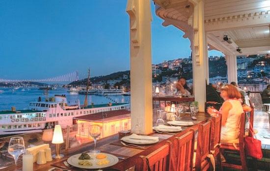 Стамбул — рыбный рай