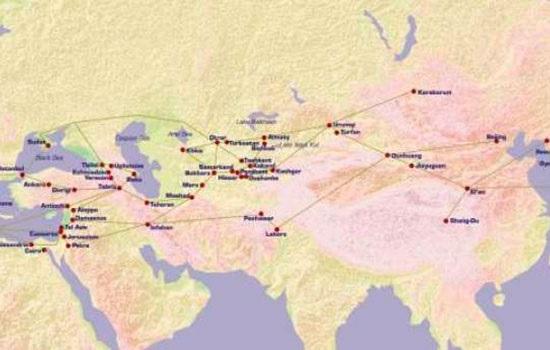 Шелковый путь: самый важный транснациональный туристический маршрут 21 века
