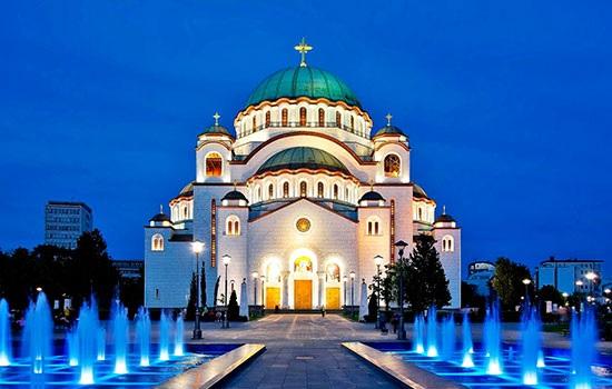 Белград: история, природа и вкусная еда в гармонии