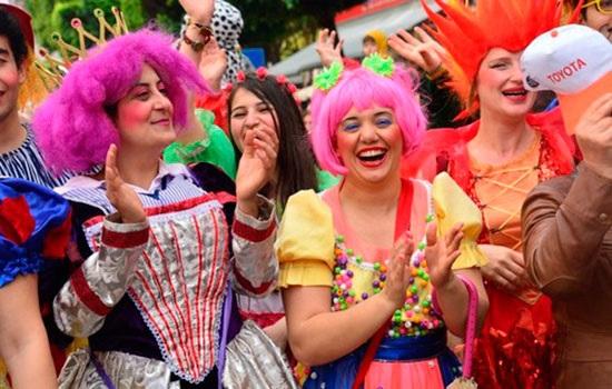 Весенние фестивали Турции