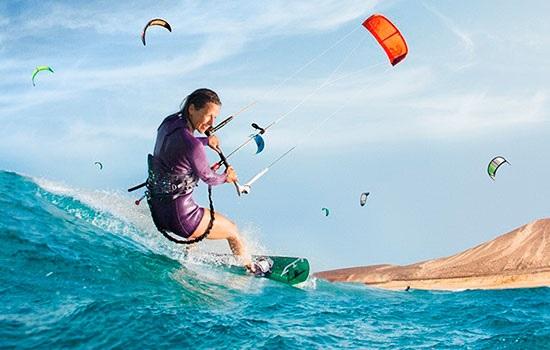 Канарские острова - идеальное место для занятий спортом