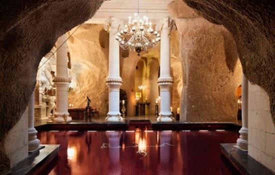 Каппадокия — земля красивых отелей