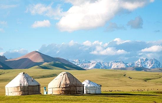 Путешествие по Киргизии