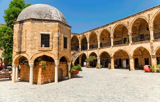 Удивительная столица Кипра - Никосия