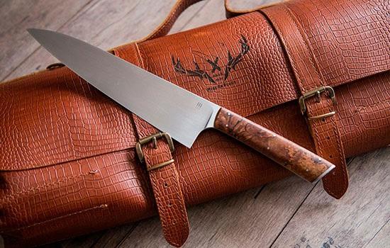 Нож — вариант подарка мужчине