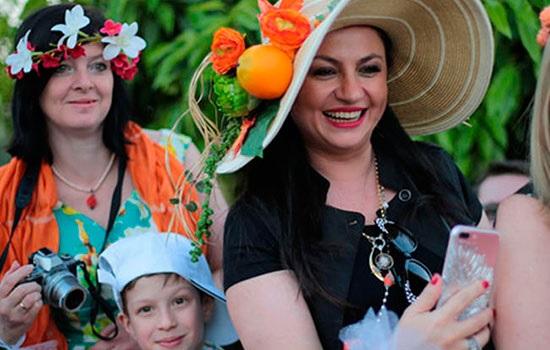 6-й карнавал «Оранжевый цвет» превращает Адану в мегацентр