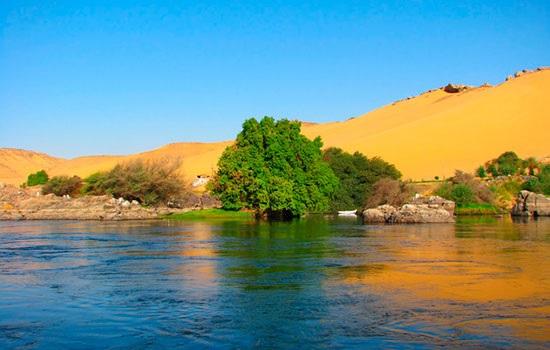 Расслабляющий круиз по Нилу