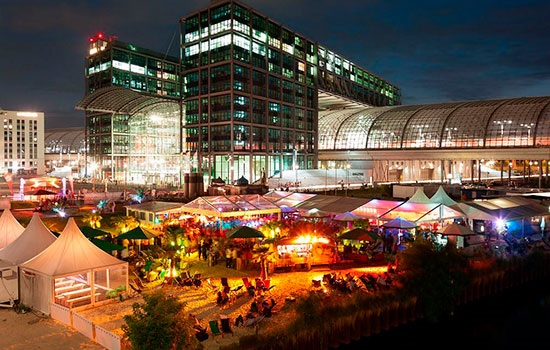 Берлин идеально подходит для путешествия в конце лета