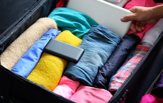 10 умных способов укладывать вещи и путешествовать без проблем