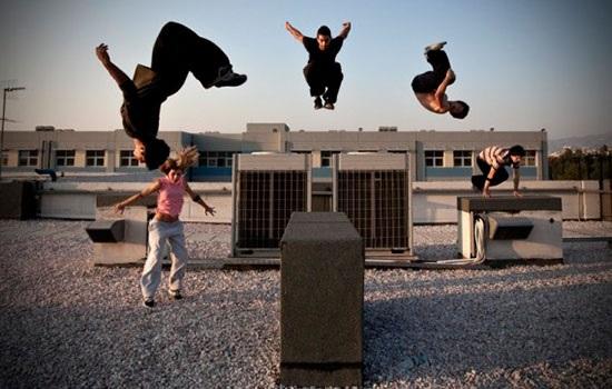 В Мардине стартуют соревнования по фрираймингу и паркуру
