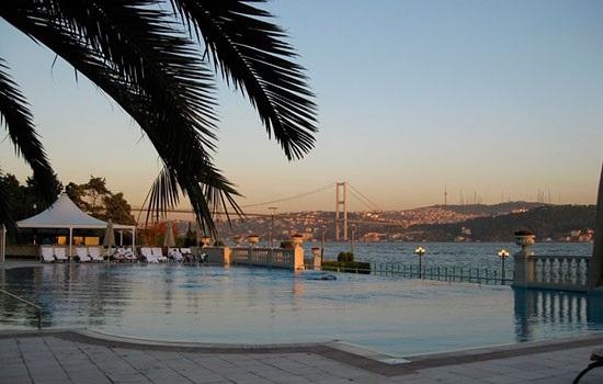 Где искупаться и позагорать летом в Стамбуле?