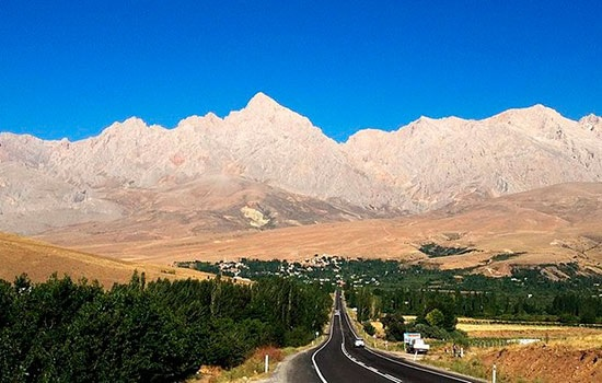 10 самых красивых национальных парков в Турции