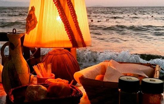 Лучшие рестораны на пляже в Бодруме
