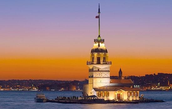 Где посмотреть лучшие закаты в Стамбуле?