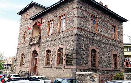 Дом Ататюрка в Эрзуруме привлекает посетителей