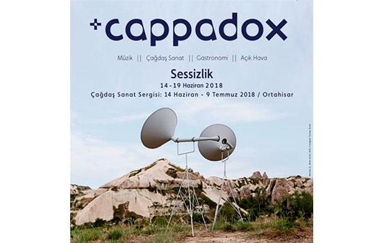 Фестиваль Каппадокса 2018: променад художественных инсталляций