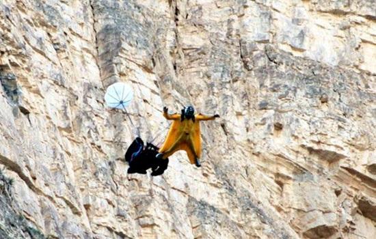 Экстремальные виды спорта теперь привлекают туристов в Узундере из Восточной Анатолии