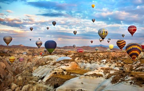 Побег из города: идея для турецкого отдыха