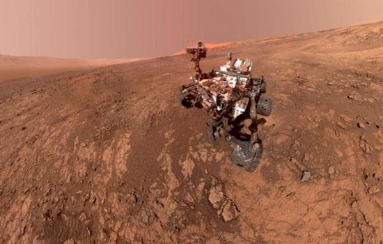 Марсоход обнаруживает ингредиенты, необходимые для жизни