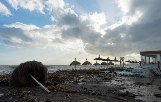 Изменение климата — прямая угроза Карибского туризма