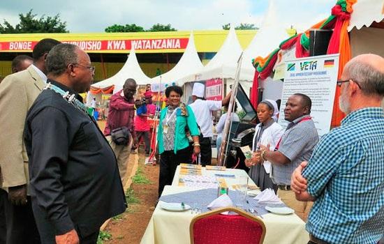 Туристическая ярмарка Kilimanjaro предназначена для привлечения посетителей в Африку