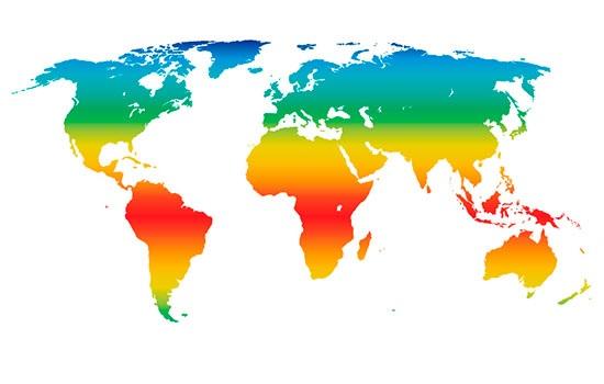 Выбираем страны для отдыха, отталкиваясь от климатических условий и времени года