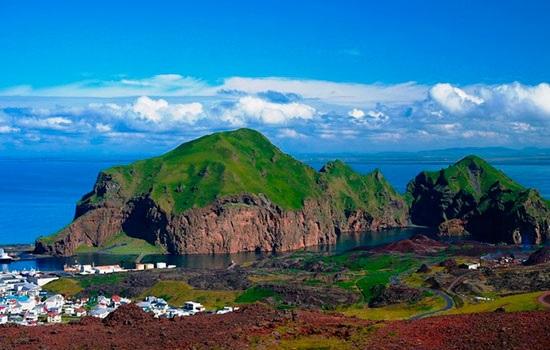 Великолепные города Исландии