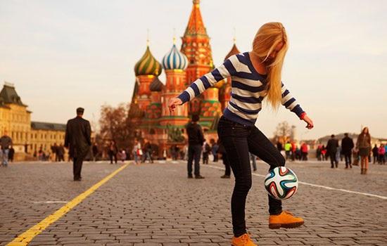 Россия — забава и волнение для туристов во время чемпионата мира ФИФА