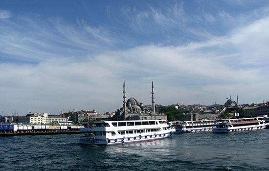 Босфорский круиз