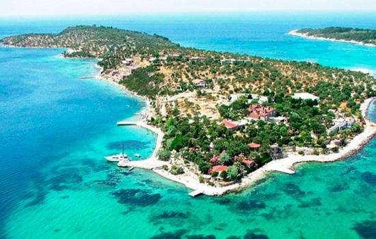 Наслаждайтесь лучшими курортами Эгейского моря в прибрежной зоне города Измир