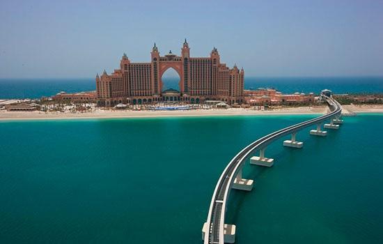 Главные достопримечательности ОАЭ