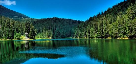 Оздоровительные курорты и минеральные воды Закарпатья
