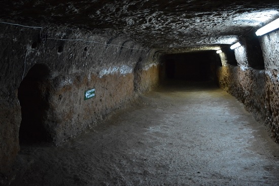 В Турции планируют открыть для туристов 12 подземных городов