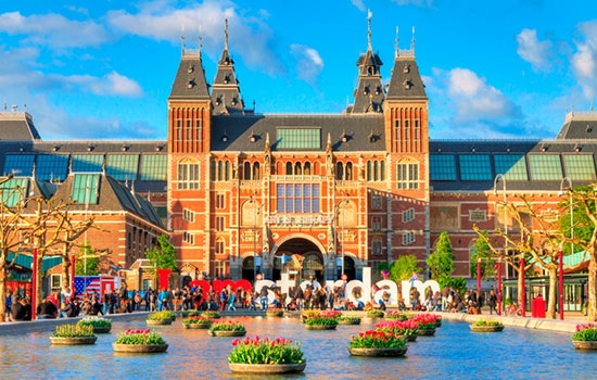 Выходные в Амстердаме? 5 причин приехать сюда