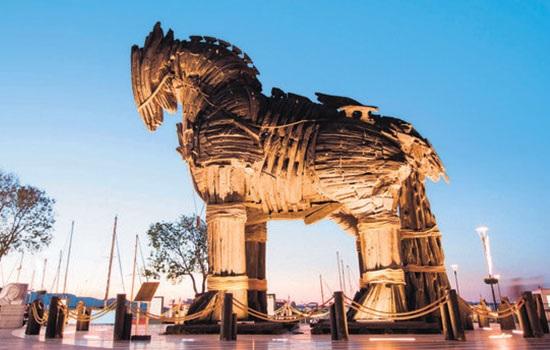 2018-й объявлен «Годом Трои» в рамках Европейского года культурного наследия, делая честь турецкому Чанаккале
