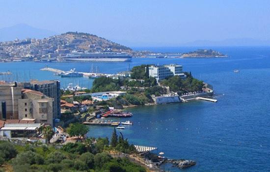Береговая линия Турции привлекает Голубыми флагами и не только